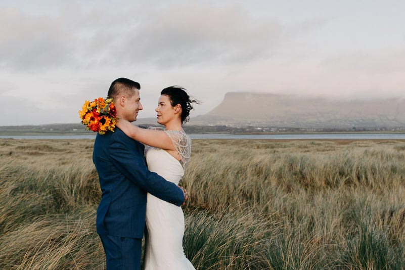 Top wedding photography spots in Sligo